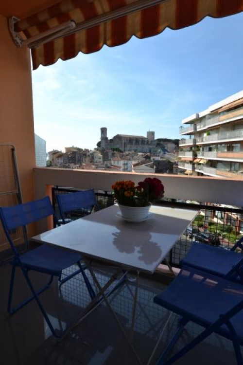 Lovely Spacious Apartment With Views Over Le Suquet, Cannes - Mandariniers 31A