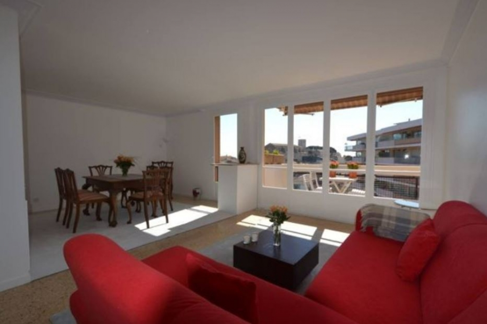 Beautiful Bright and Spacious Central Cannes Apartment - Mandariniers 42A