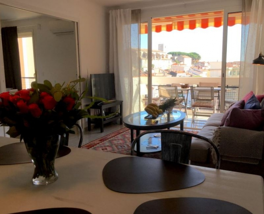 Beautiful and Modern 3 Bedroom Holiday Apartment, Central Cannes - Mandariniers 32B