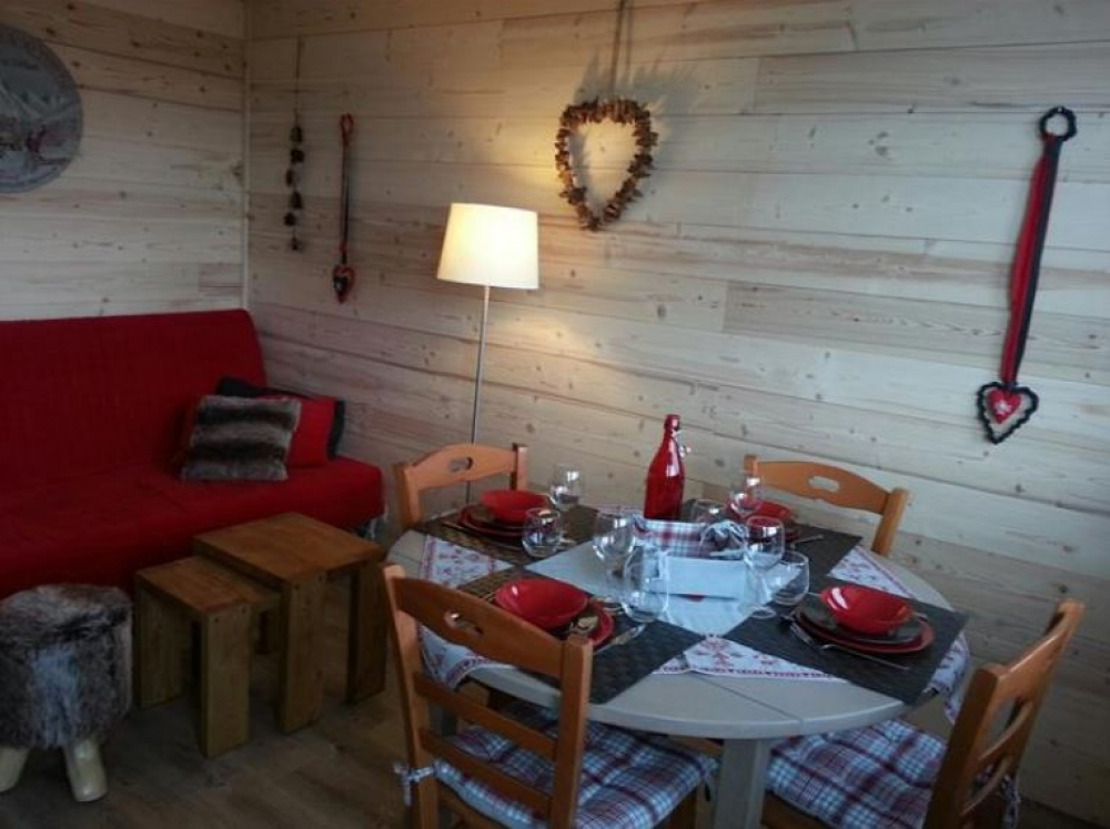 Spacious and Modern Ski Apartment La Plagne, Savoie, Rhone Alpes