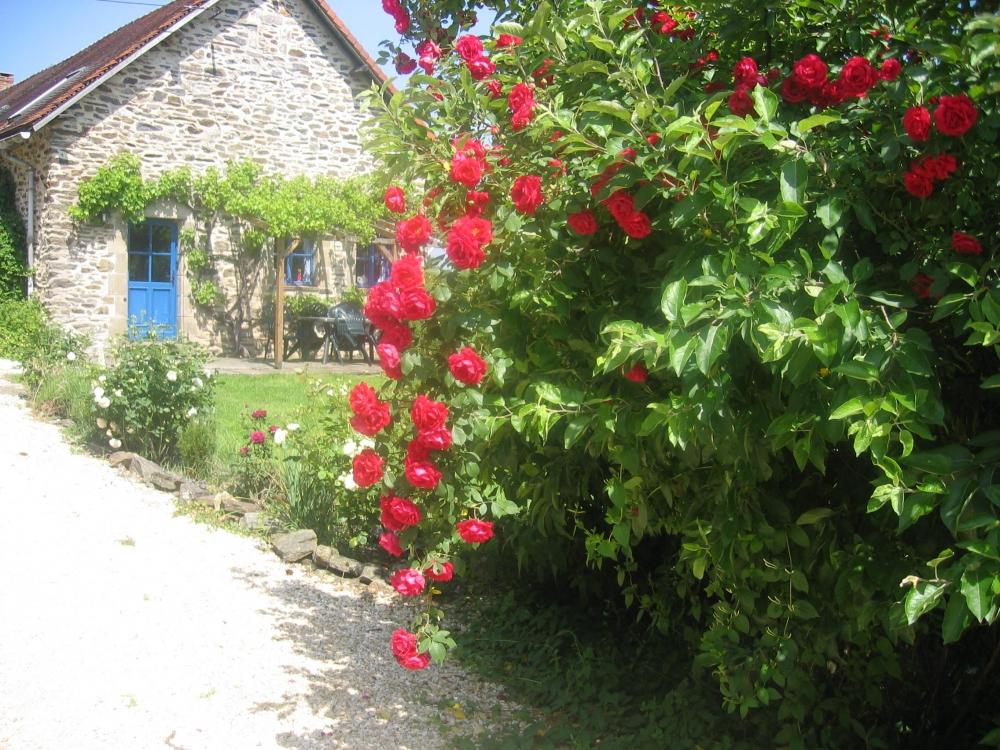 Holiday Rental Gîte near St Yrieix-la-Perche, Limousin - The Spring Gîte