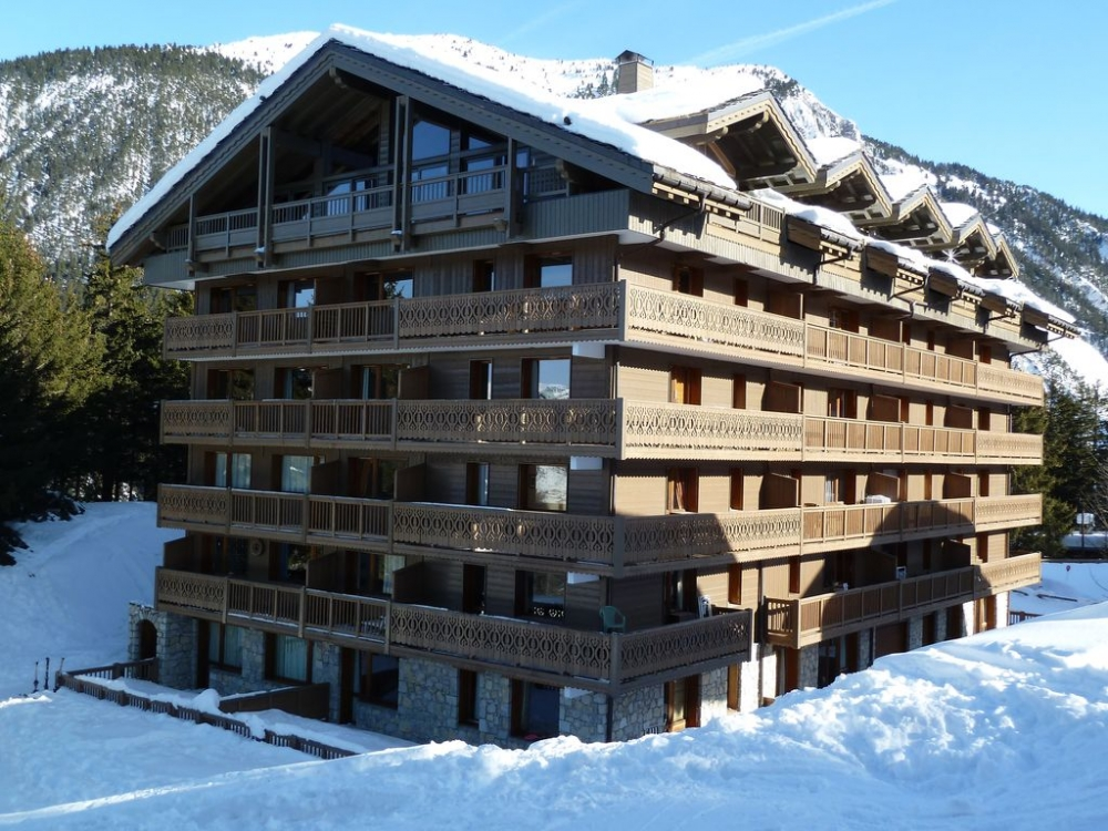Courchevel 1650 Studio Apartment Rental in The Three Valleys, Savoie, French Alps