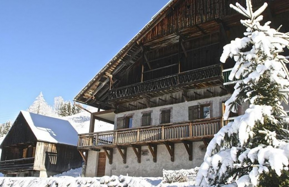 Chalet Abondance - Beautiful Chalet in the Mountains, Abondance, Haute-Savoie - 3 STARS
