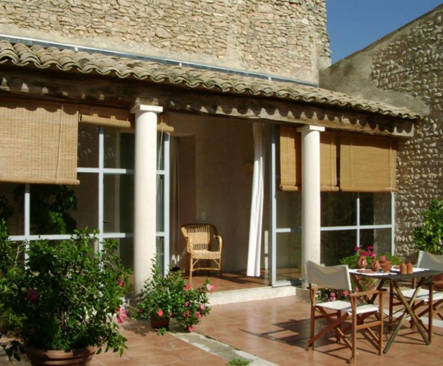 Gite in Simiane-la-Rotonde, Alpes-de-Haute-Provence - Gite Les Granges de Saint Pierre