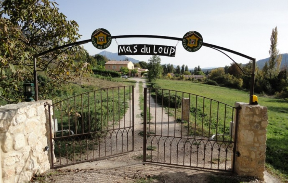 Beautiful Bed and Breakfast in The Natural Park of Verdon, Moustiers-Sainte-Marie - Le Mas du Loup
