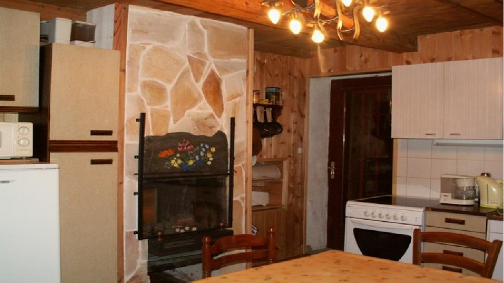 Spacious Traditional Gîte situated in Villarodin Bourget, Savoie, Rhone Alps