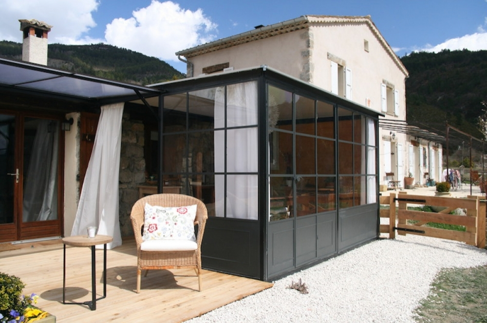 Gite with Spa and Private Garden situated in the Entrance of the Verdon Gorges, Haute Provence