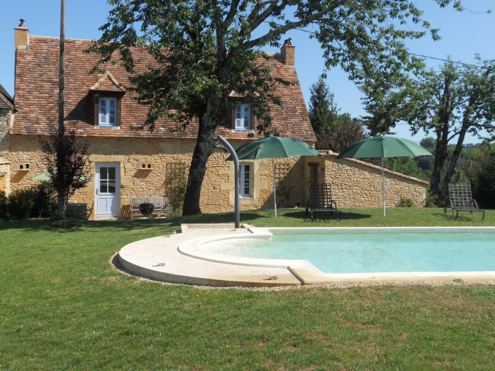 Beautifully Restored, Luxury 18th Century Dordogne Cottage with Private Pool - Pierre Lapin