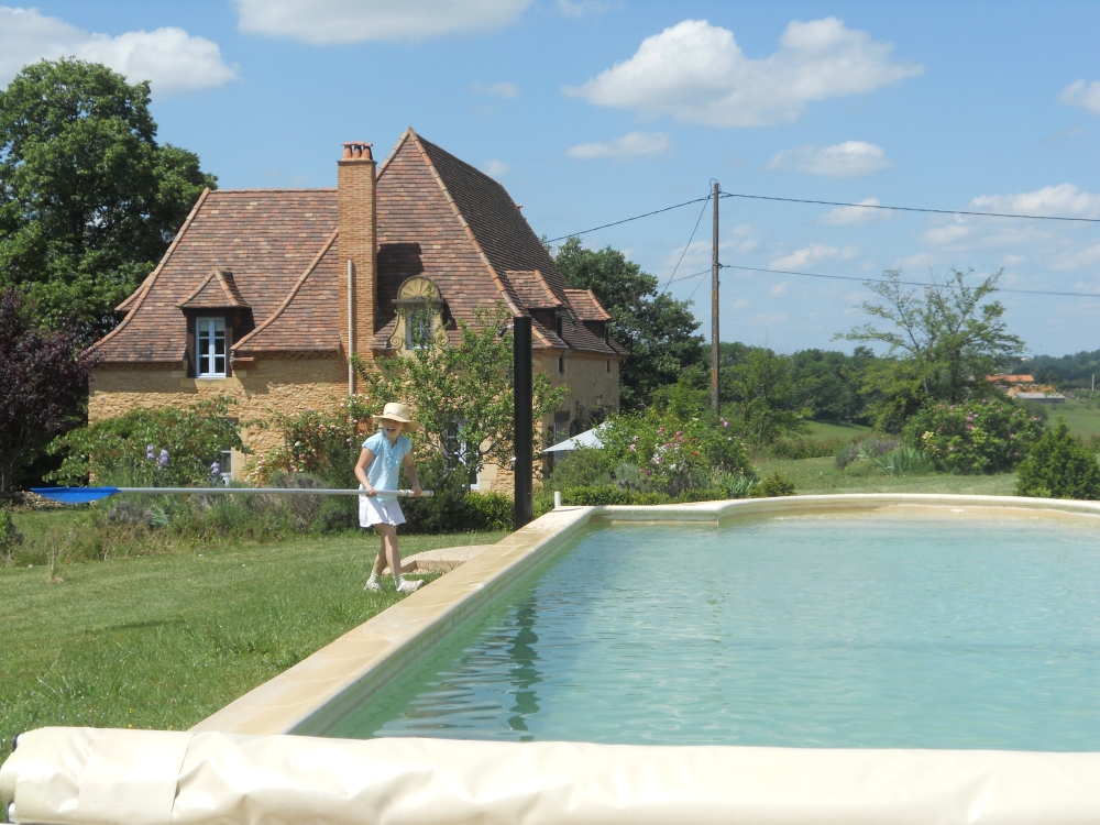 Luxury 18th Century Dordogne Cottage with Private Pool - Hill Top House