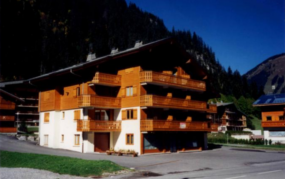 Very Spacious Ski Apartment sleeping up to 8 Guests in Chatel, Haute Savoie