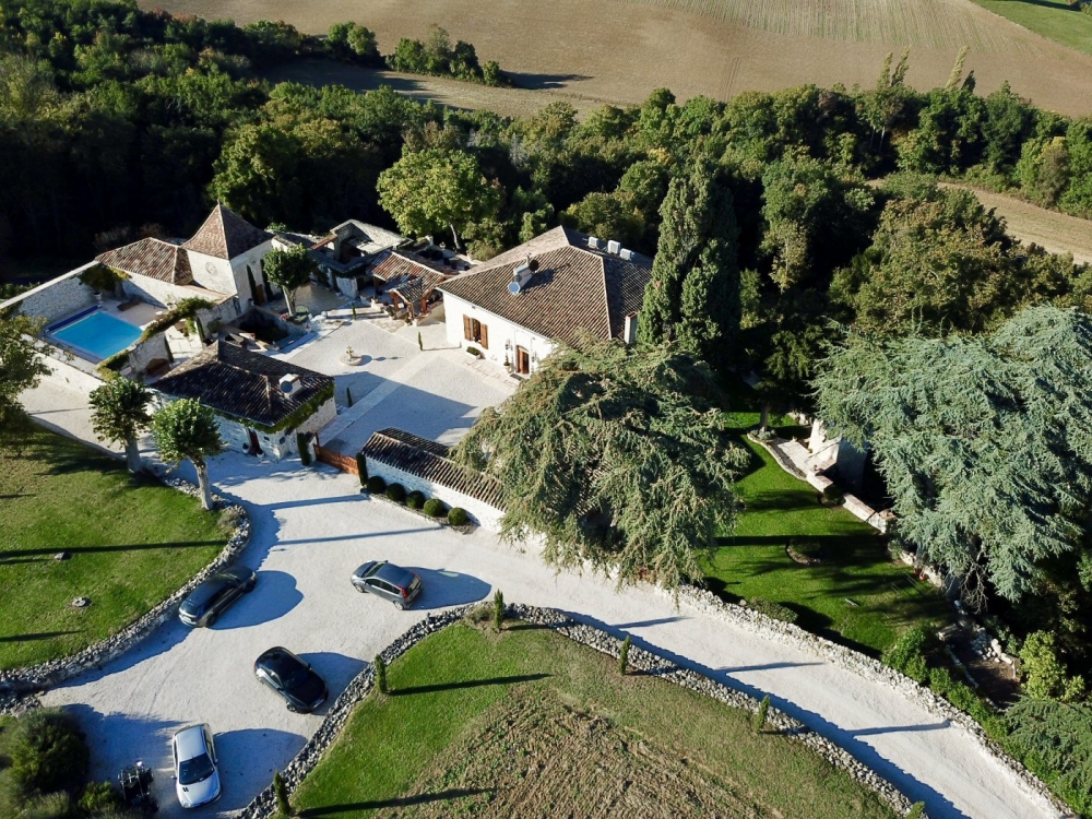 Luxury Manor House In Aquitaine - Domaine De Pine