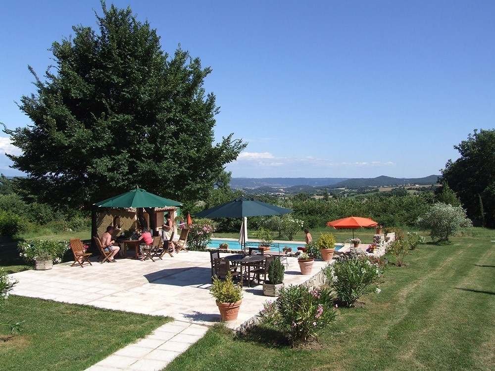 Two Charming Gites in the Heart of Provence - Le Mas Bel Air