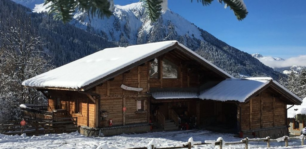 Beautiful and Spacious Chalet 'The Eternal Snow' Situated in Haute-Savoie