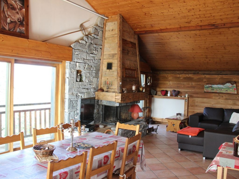 Luxury Apartment in the heart of the Grand Massif, Les Carroz d`Araches