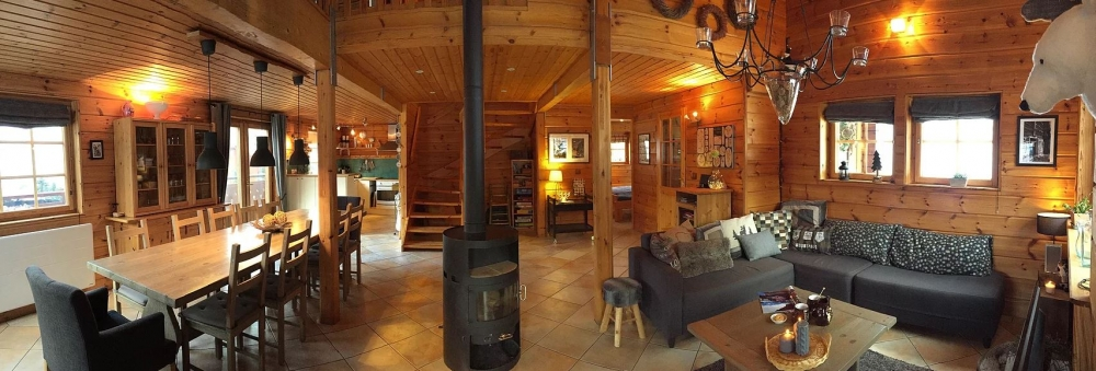 Lovely Valfrejus Chalet in Maurienne Valley-Savoie, French Alps - La Pomme de Pin