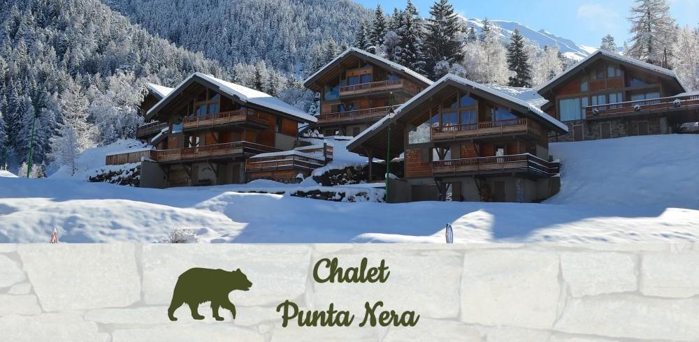 Luxury 4 Bedroom Chalet in Valfréjus, Maurienne Valley, Savoie - Punta Nera