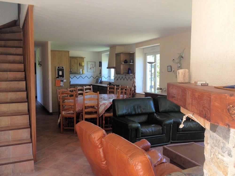 Charming Farmhouse, Full of Character, in Bretteville-Sur-Ay, Contentin, Normandy