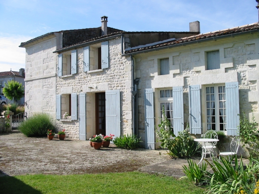 Village House in Charente-Maritime, France