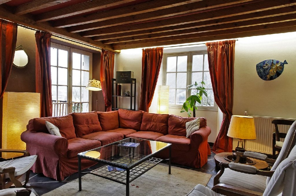 Tigre Blanc - Beautiful and very Spacious Mountain Chalet for 10/15 guests, Hautes Pyrenees