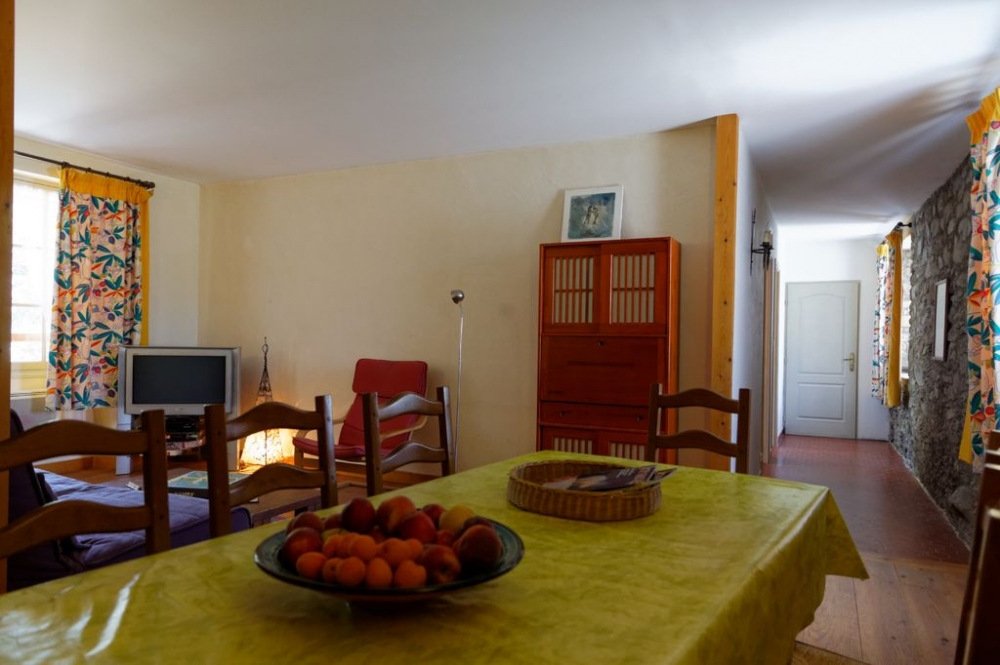 Tortue Noire - Large and Wonderfully Furnished Cottage for 6 to 7 Guests, Hautes Pyrenees
