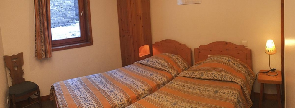 Le Gentiane - Spacious and Comfortable Apartment Situated Between Bourg-Saint-Maurice and Les Arcs 1600