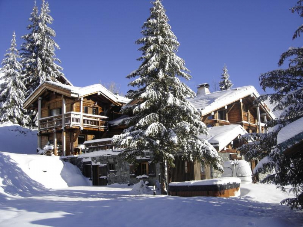 Chalet in Saint Francois Longchamp, Savoie, - Sauna, Gym, 200m from Ski Slopes