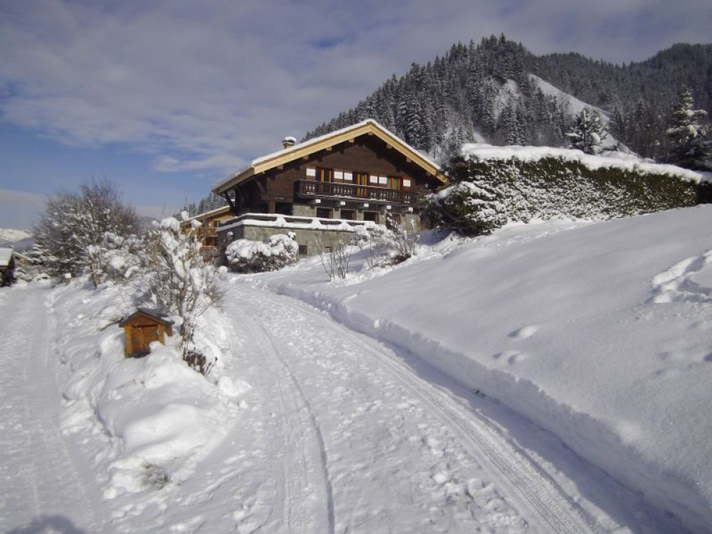 Chalet in Les Contamines Montjoie, French Alps, Haute Savoie