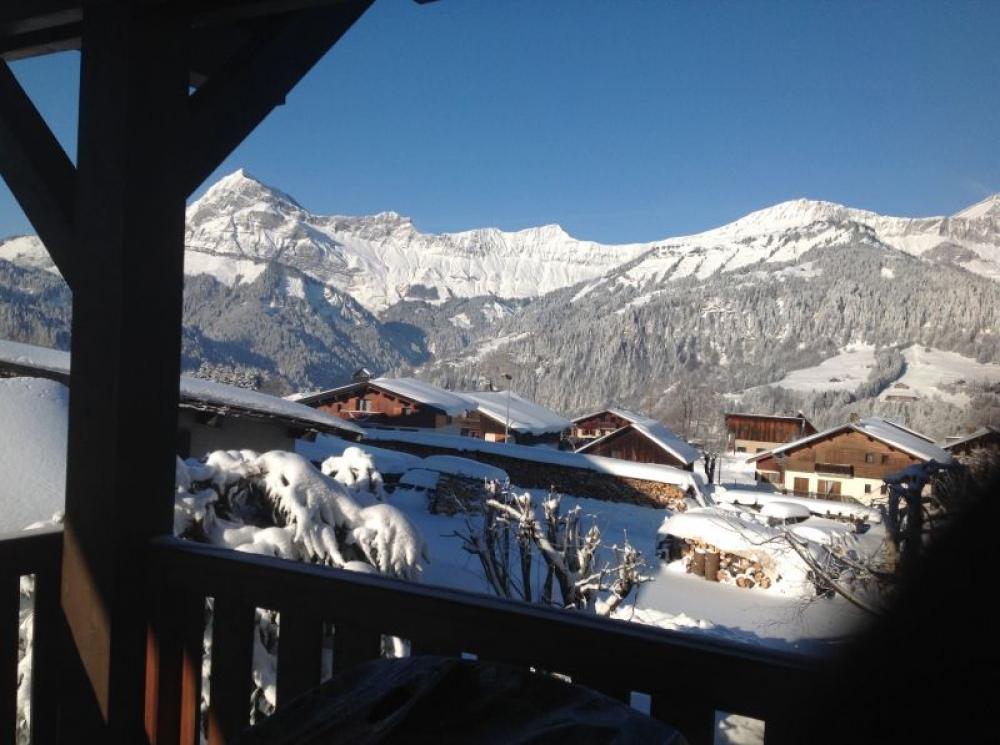 Charming Chalet Apartment in Crest Voland, Les Saisies, Savoie