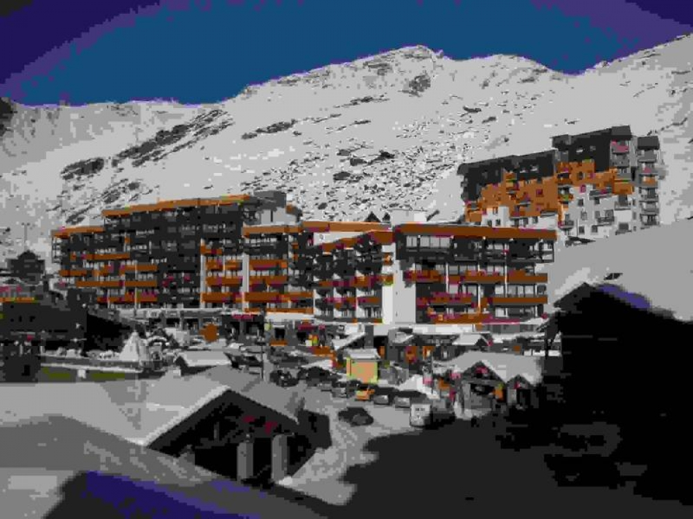 Studio in Val Thorens, Next to Ski Lifts