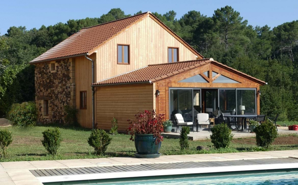 3 bedroom luxury renovation of a Tobacco Barn near Domme and Sarlat - Le Noyer