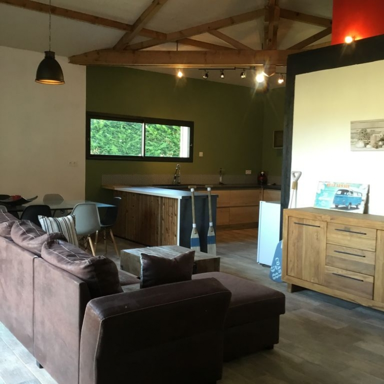 Very Modern and Luxury Loft Villa in Messanges, Landes