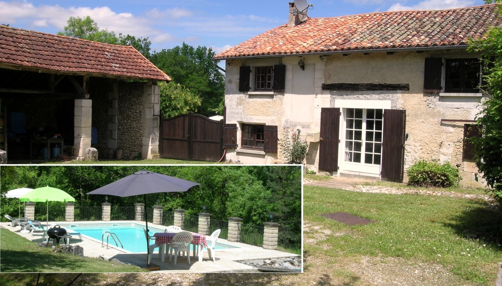 Traditional Holiday Cottage with Private Pool and Beautiful Gardens in Dordogne