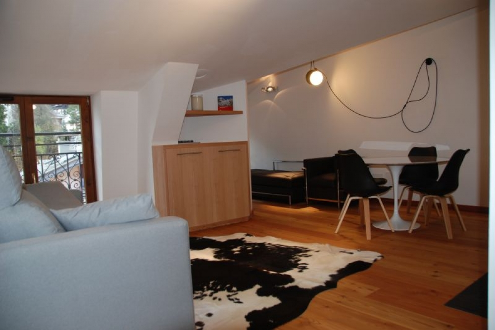 Very nice recent apartment in the heart of Chamonix