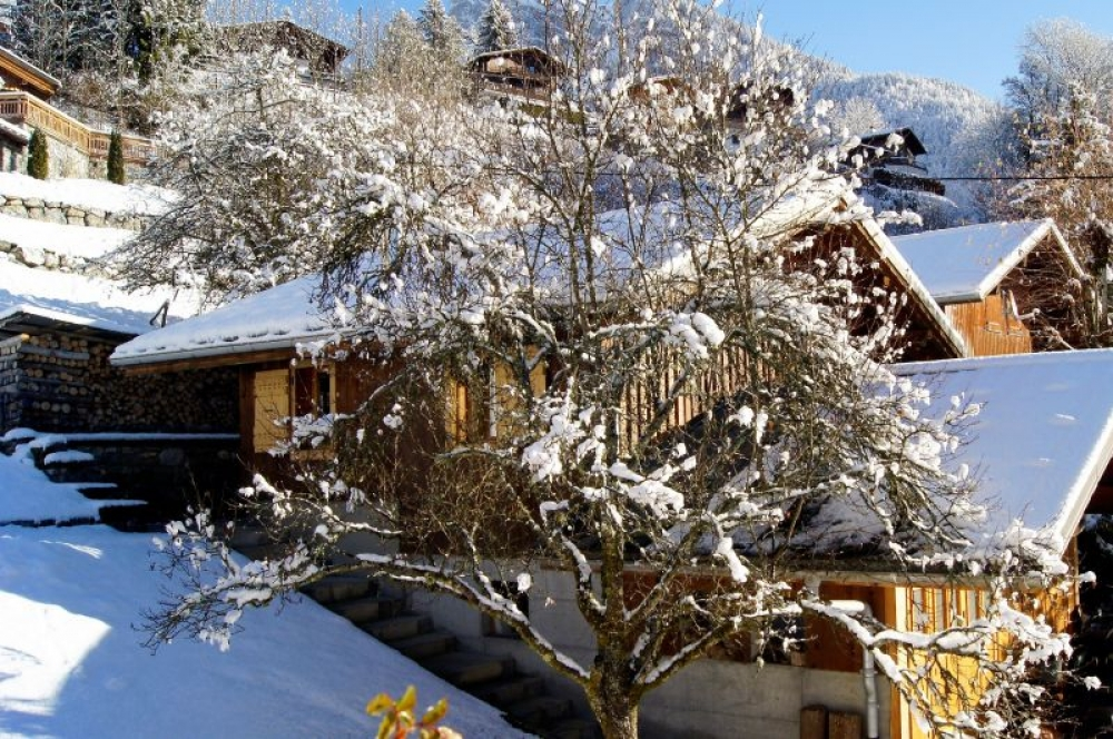 Beautiful Savoyard Studio in Samoens sleeping 2 to 4 People