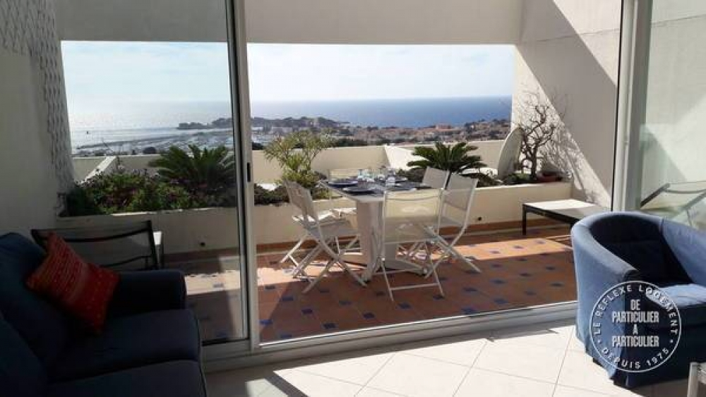Rental Apartment Bandol 6 People