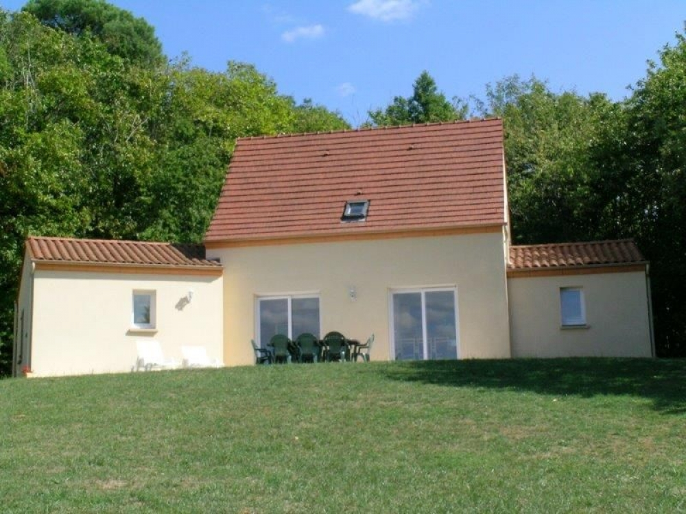 Wonderful Modern Home with Great Views and Private Pool, Rouffilhac, South West France