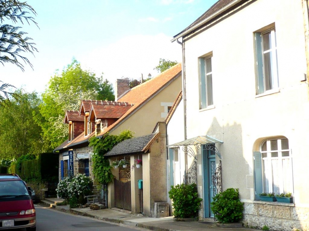 Charming House In Saint Céneri-le-Gérei, Orne, Normandy