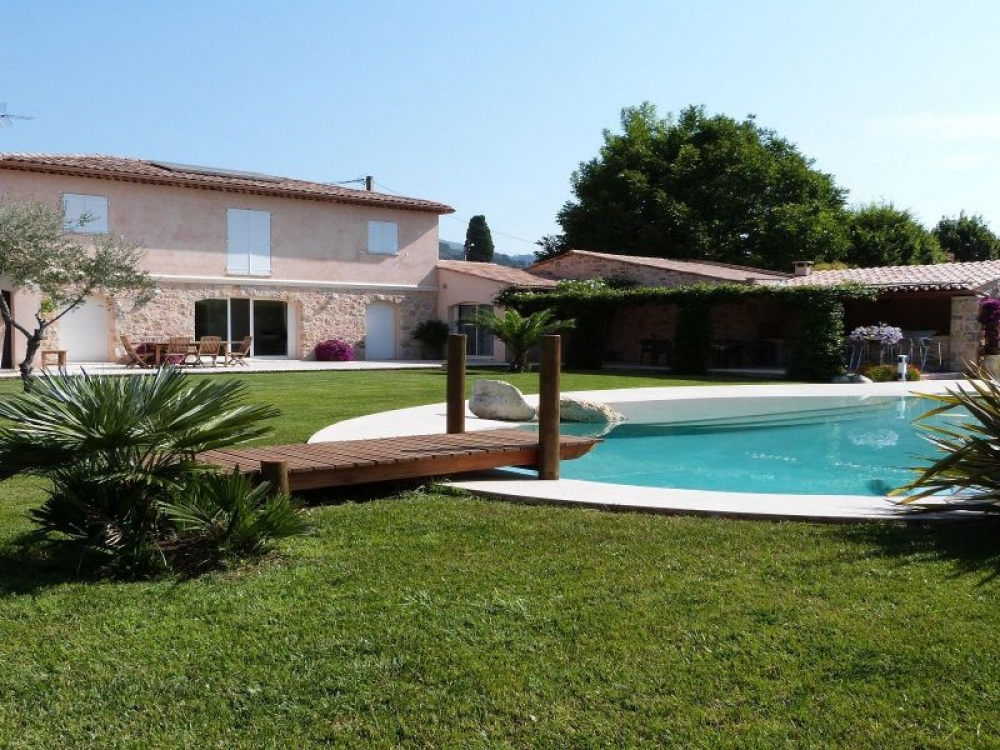 Beautiful Cannes Villa with Private Pool and Jacuzzi - Peymeinade
