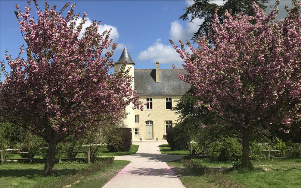 Family Run Luxury Cottages & Boutique Camping  - Chateau de Monfreville, Normandy