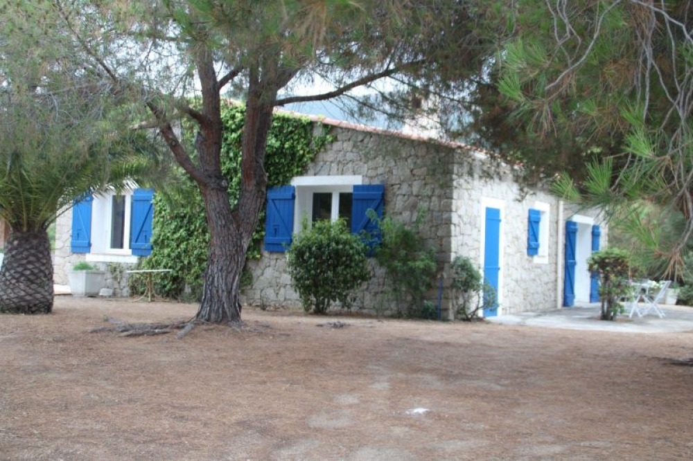 Charming Rustic Villa with Breathtaking Sea Views - Villa Ajaccio, South Corsica