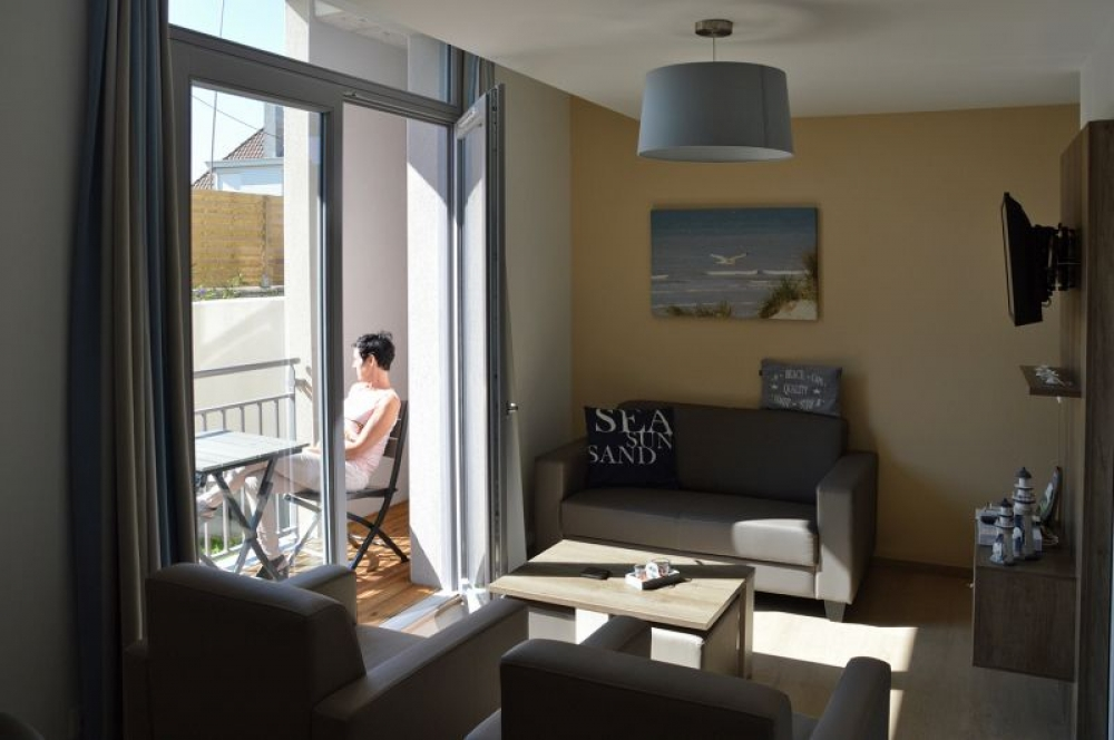 Villa Les Peupliers - Beautiful Apartment in Bray-Dunes, Nord-Pas de Calais