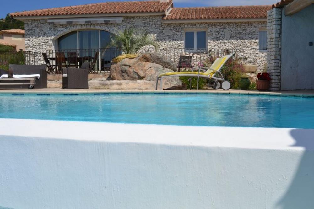 Spectacular Holiday Villa with Private Pool in Porto Vecchio, Corsica