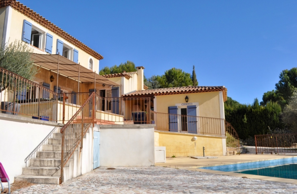 Beautiful Holiday Villa in Cotignac, Provence - Villa Thomas