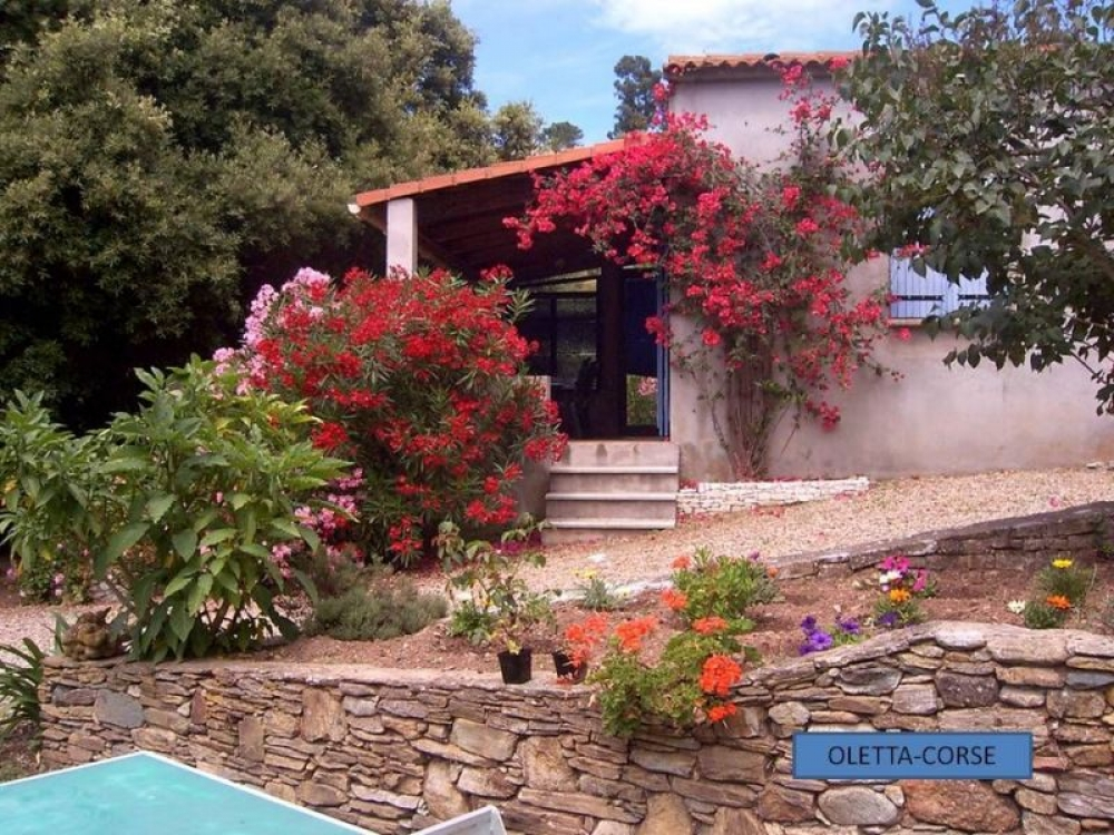 Charming Corsican Villa Close to the Beaches of Saint Florent, Haute-Corse