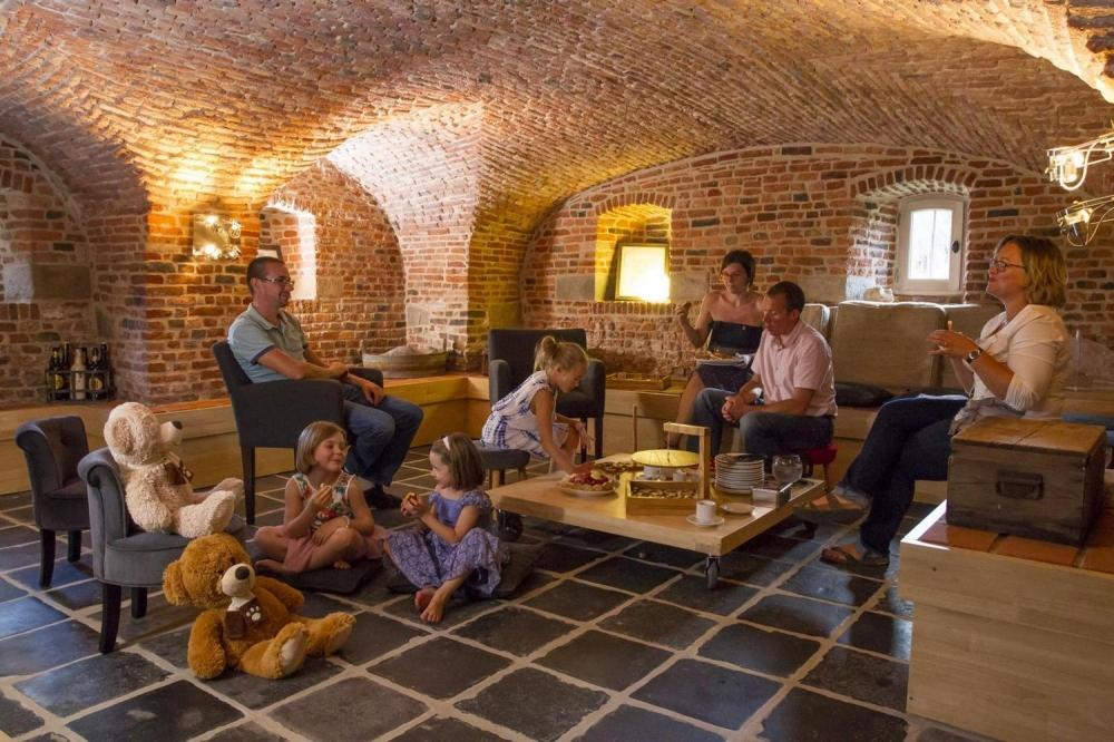 Le Manoir de Bolgaro - Luxurious 16th Century Manor in Morbecque, Nord Pas de Calais
