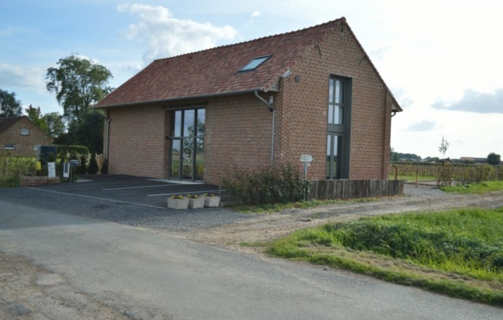 Beautiful Cottage in the Nieppe Countryside - La Grange des 2 Pays