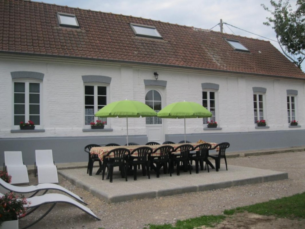 Lovely Countryside Cottage in Nempont Saint Firmin, Pas-de-Calais