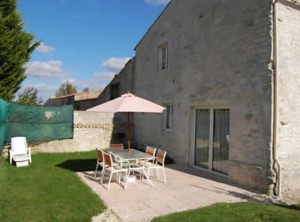 Gites to rent in Villedoux near La Rochelle, Poitou Charente - Gite Le Sud