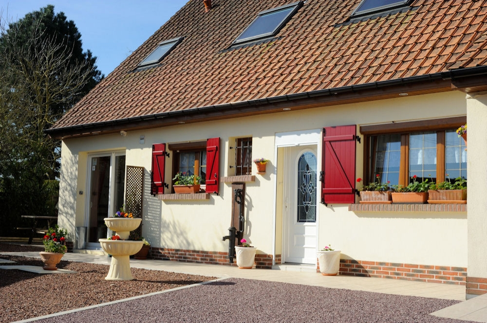 Charming Cottage Situated in the Heart of a Natural Park in Fiennes - Gite Les Geais