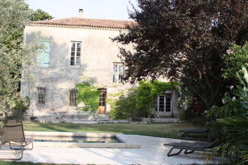 Beautiful Country House Near St. Come, Between Nimes and Montpellier, South of France